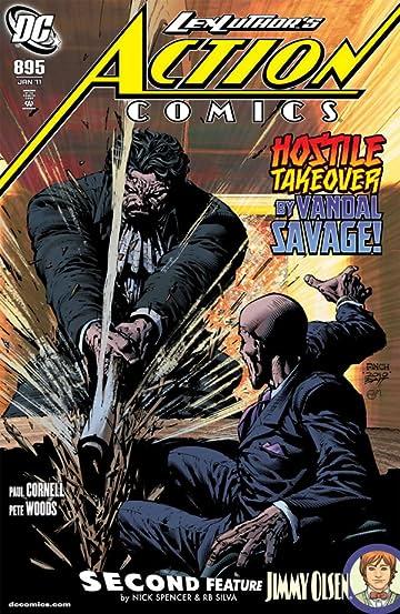 Action Comics (1938-2011) #895