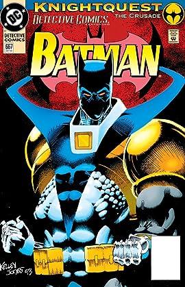 Detective Comics (1937-2011) #667