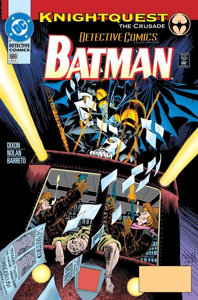 Detective Comics (1937-2011) #669