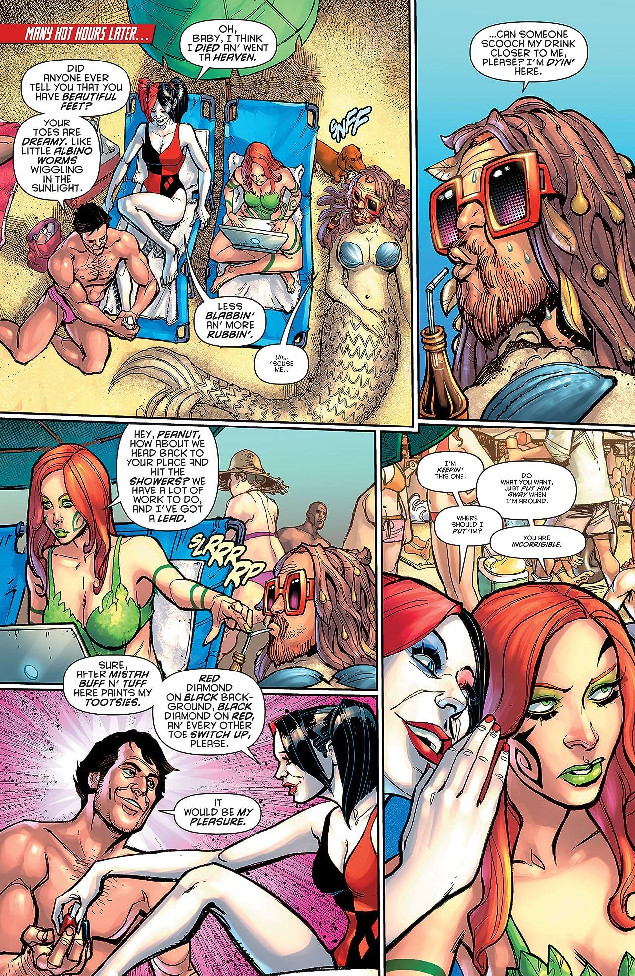Harley Quinn (2013-2016) #7