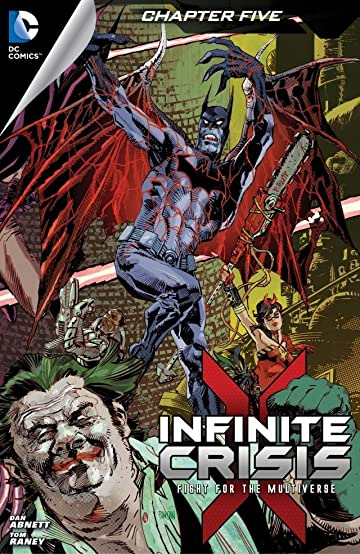 Infinite Crisis: Fight for the Multiverse (2014-2015) #5