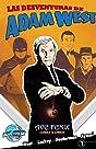 Mis-adventures of Adam West: Spanish Edition #1