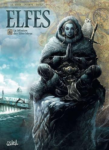 Elfes Vol. 6: La Mission des Elfes Bleus