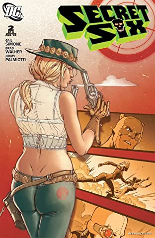 Secret Six (2006) #2 (of 6)
