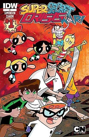 Cartoon Network: Super Secret Crisis War! #1 (of 6)