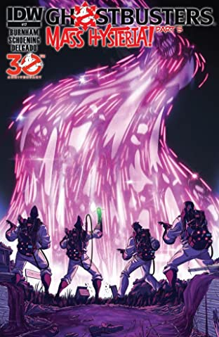 Ghostbusters (2013-2014) #17