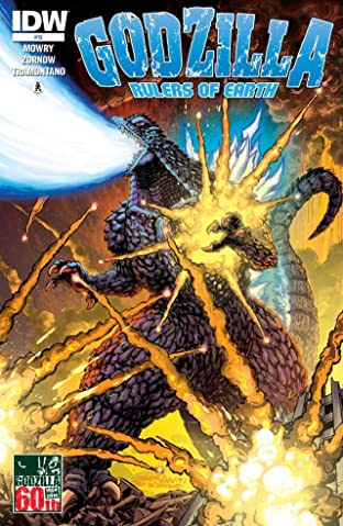 Godzilla: Rulers of Earth No.13