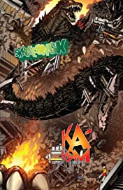 Godzilla: Rulers of Earth #13