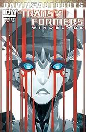 Transformers: Windblade #3 (of 4)