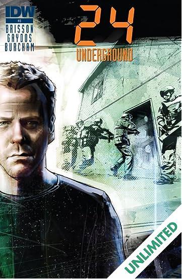 24: Underground #3