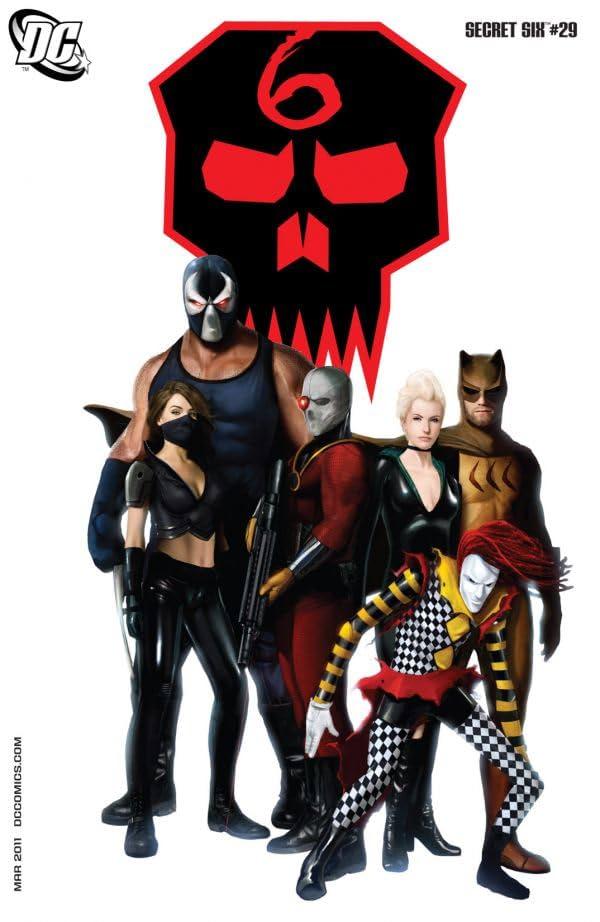 Secret Six (2008-2011) #29