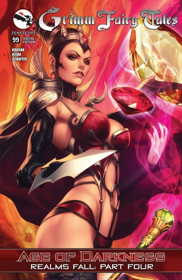 Grimm Fairy Tales #99