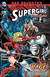 Supergirl (2011-2015) #32