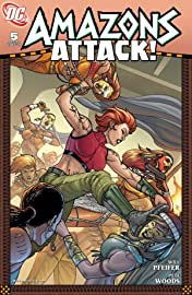 Amazons Attack! #5 (of 6)