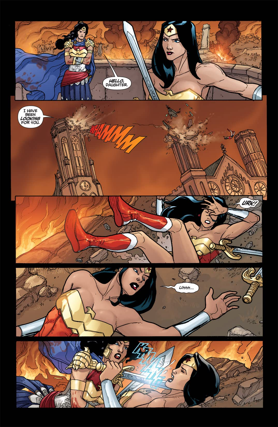 Amazons Attack! #6 (of 6)