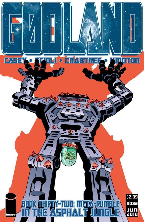 Godland #32