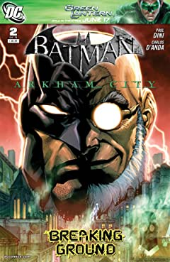 Batman: Arkham City #2 (of 5)