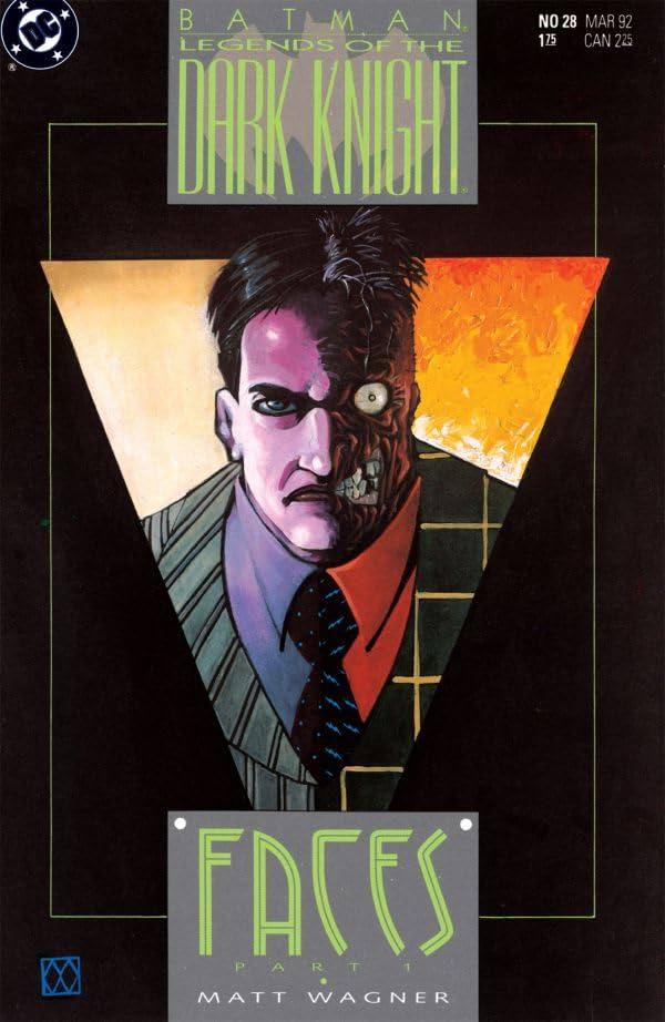 Batman: Legends of the Dark Knight #28
