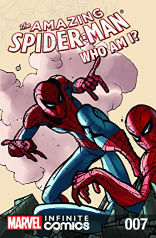 Amazing Spider-Man: Who Am I? Infinite Digital Comic #7