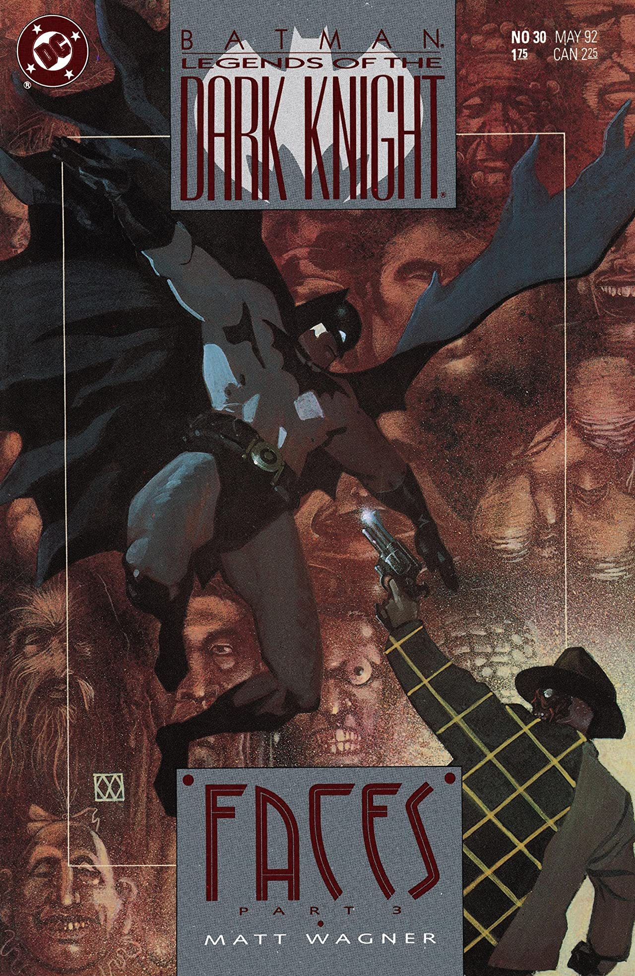 Batman: Legends of the Dark Knight #30