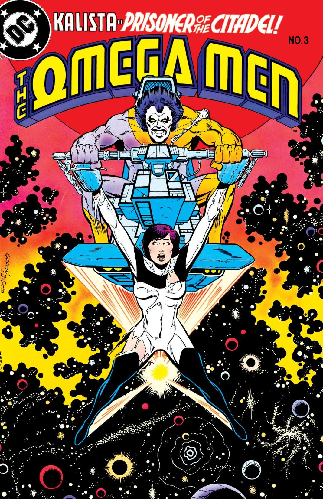 The Omega Men (1983-1986) #3