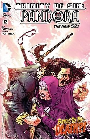 Trinity of Sin: Pandora (2013-2014) #12