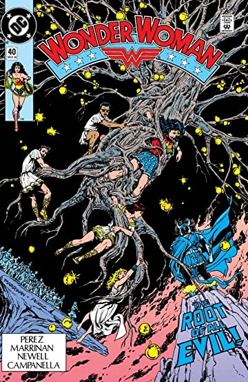 Wonder Woman (1987-2006) #40