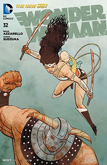 Wonder Woman (2011-2016) #32