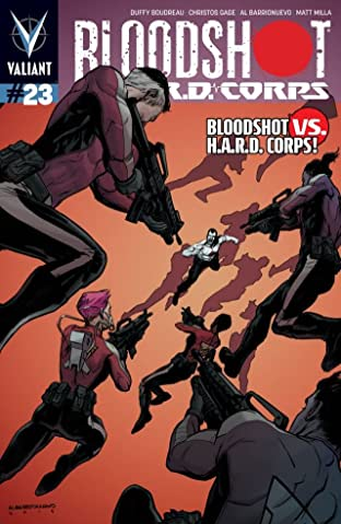 Bloodshot and H.A.R.D. Corps (2013- ) #23: Digital Exclusives Edition