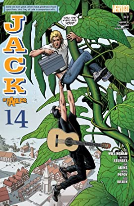Jack of Fables No.14