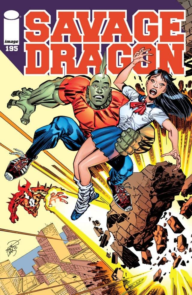 Savage Dragon #195