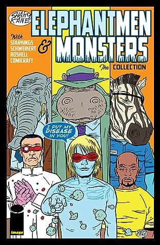 Shaky Kane: Elephantmen and Monsters