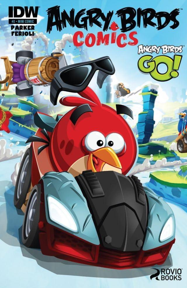 Angry Birds No.1: Mini-Comic #2