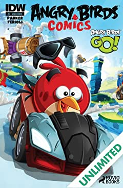 Angry Birds #1: Mini-Comic #2