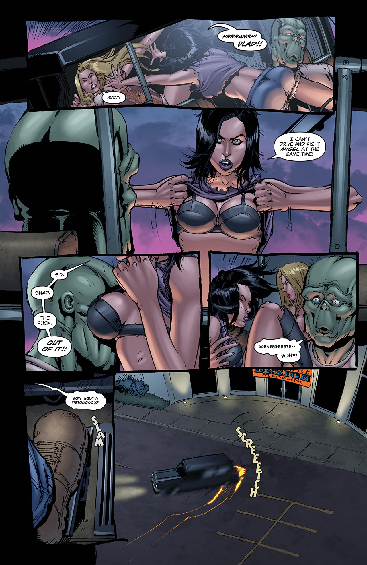 Hack/Slash (2011-2013) #4