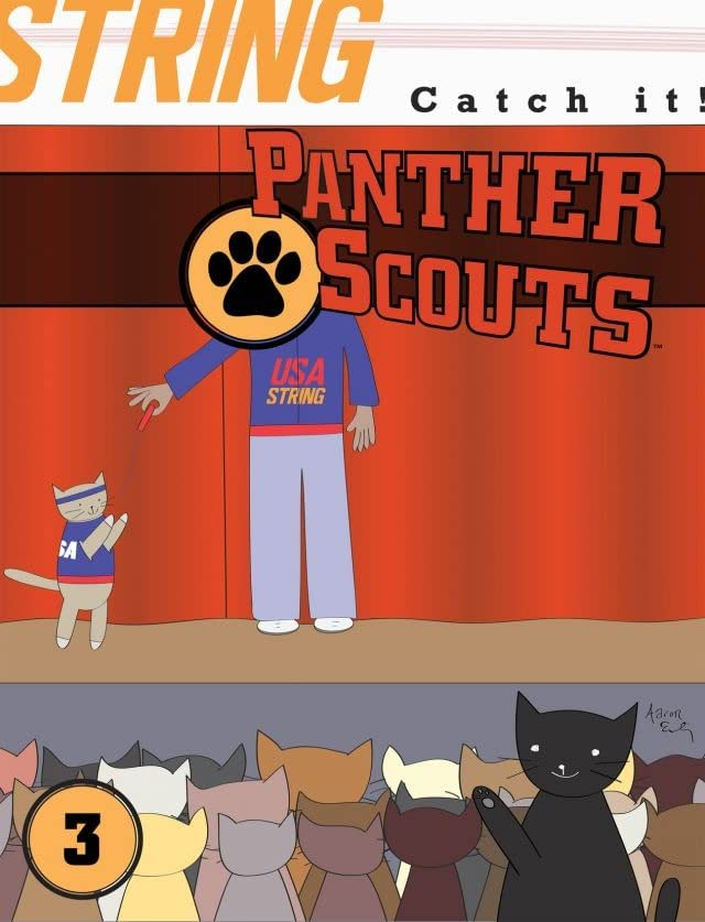Panther Scouts #3