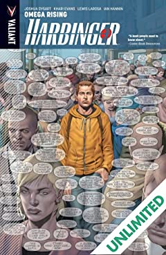 Harbinger Vol. 1: Omega Rising