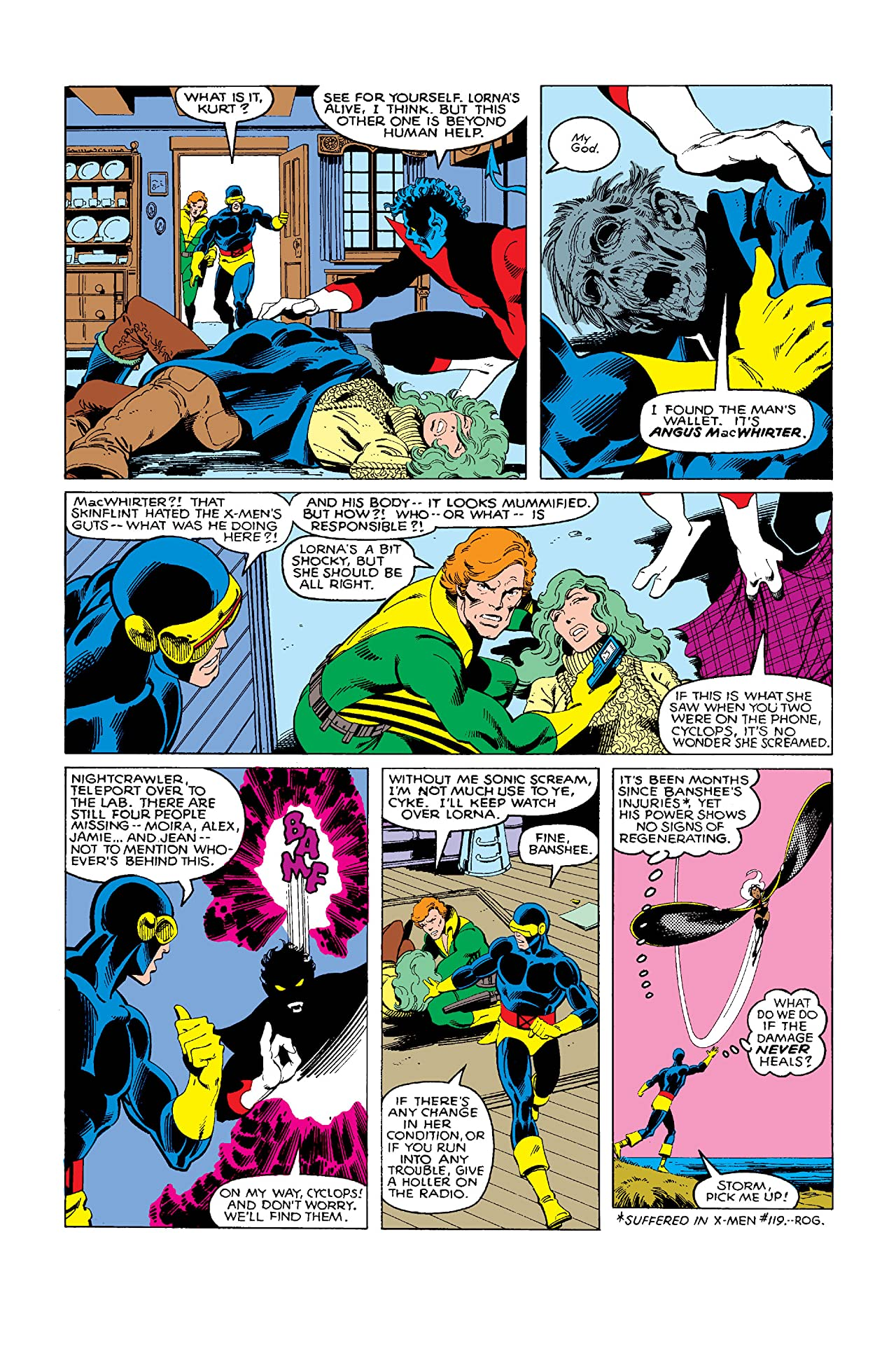Uncanny X-Men (1963-2011) #126
