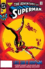 Adventures of Superman (1986-2006) #480