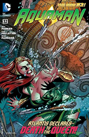 Aquaman (2011-2016) #32