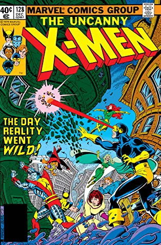 Uncanny X-Men (1963-2011) #128