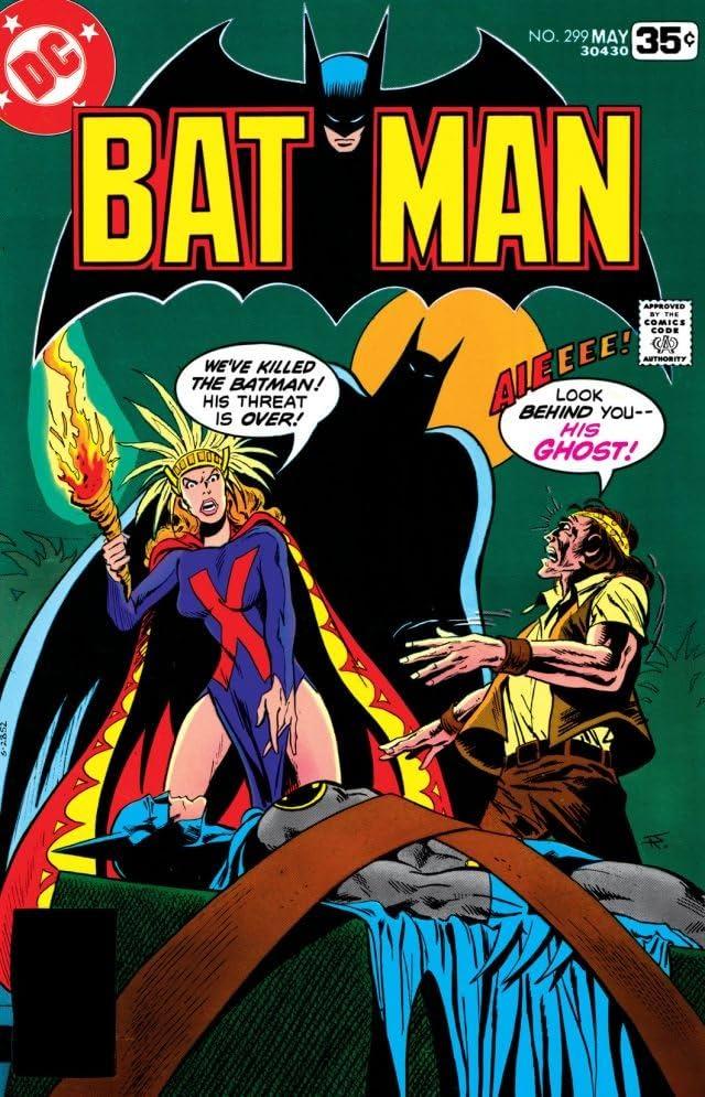 Batman (1940-2011) #299