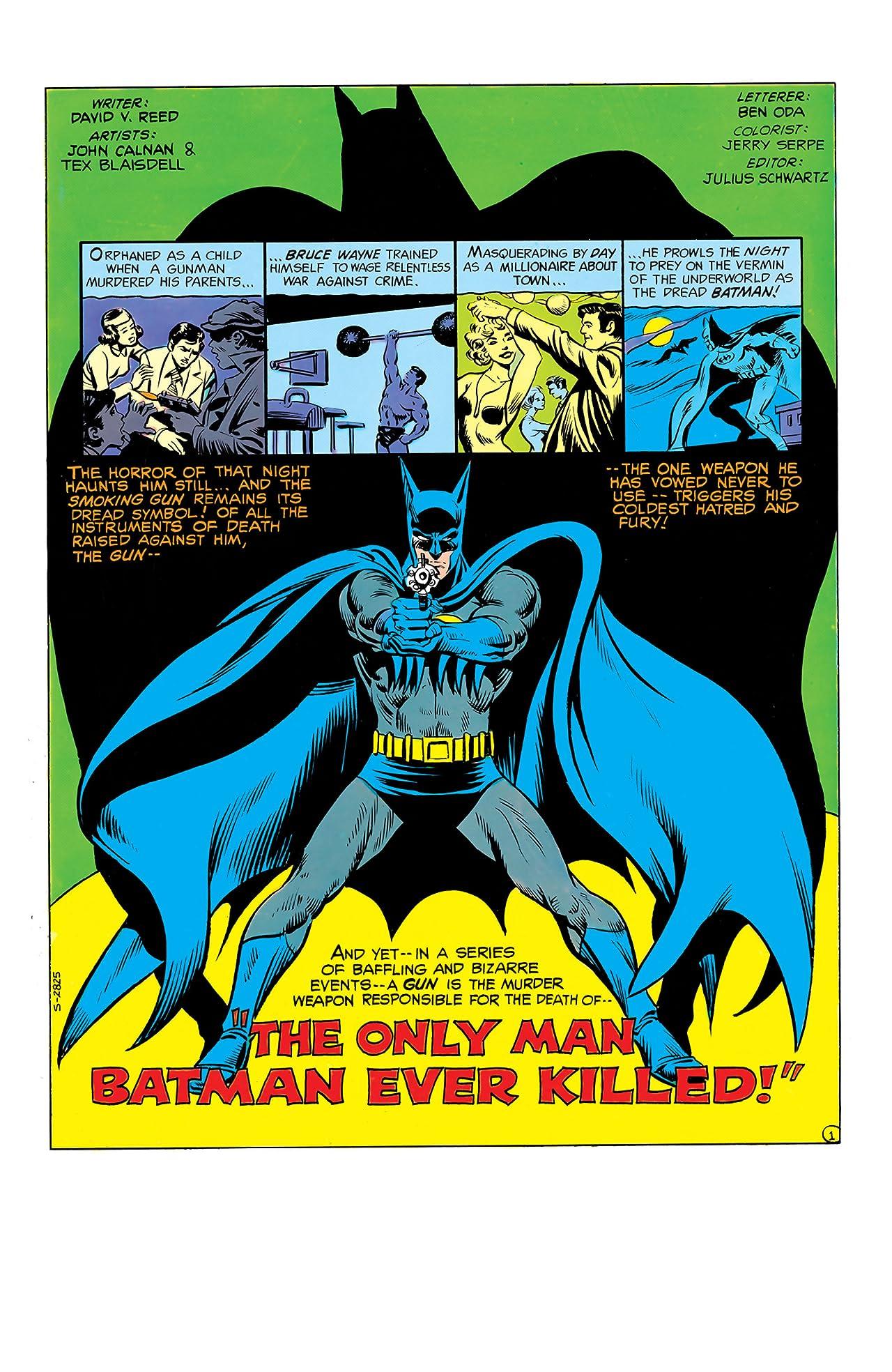 Batman (1940-2011) #301