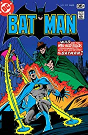 Batman (1940-2011) #302