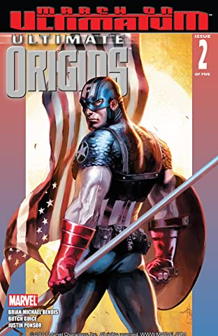 Ultimate Origins #2 (of 5)