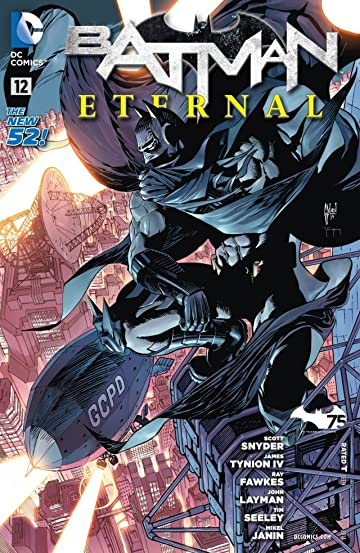 Batman Eternal (2014-2015) #12