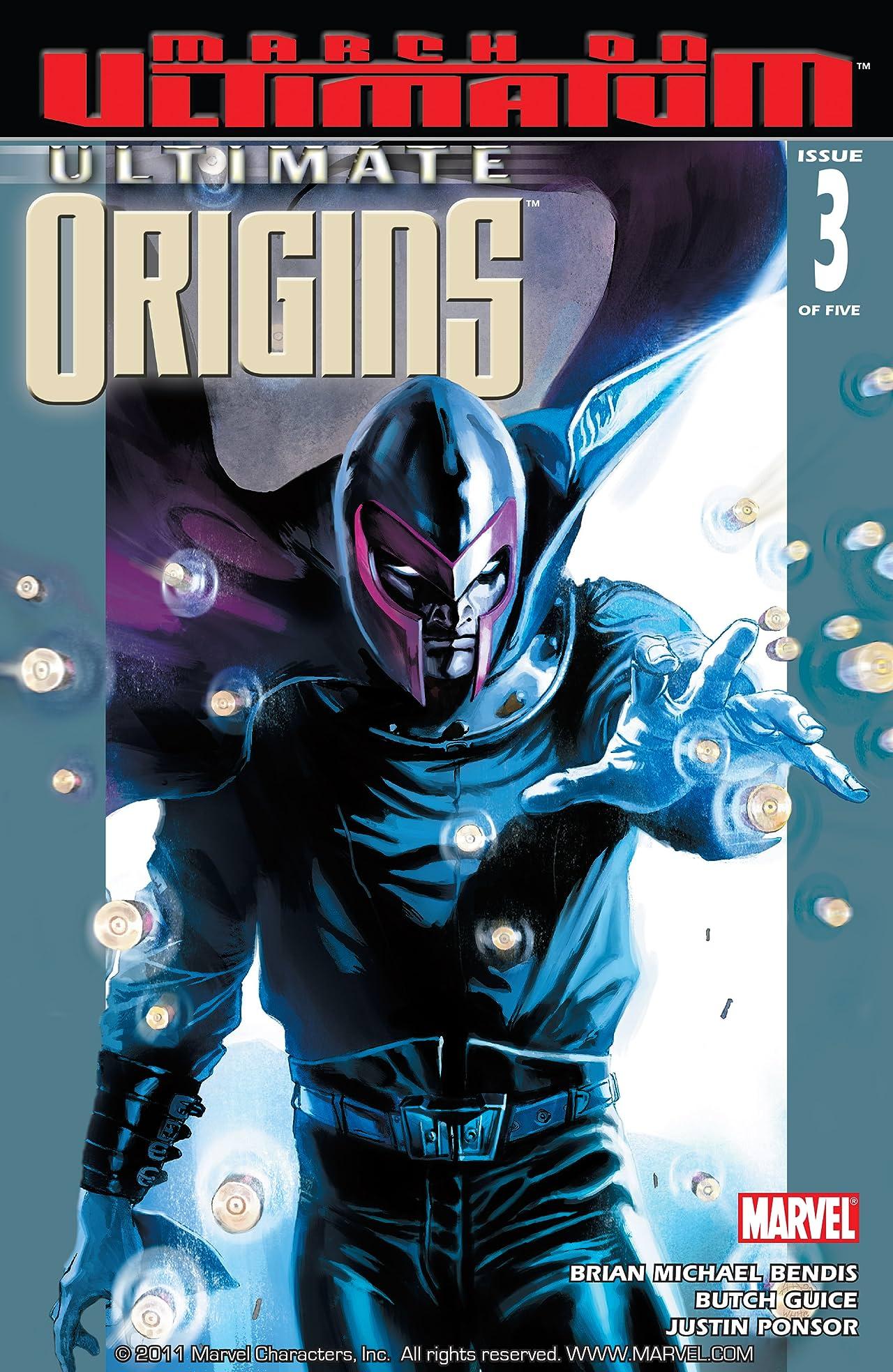 Ultimate Origins #3 (of 5)