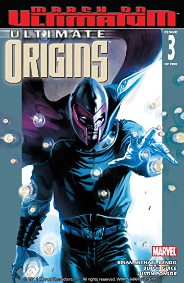 Ultimate Origins #3 (of 5)