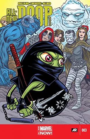 All-New Doop No.3 (sur 5)