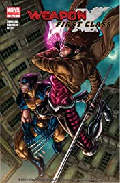 Weapon X: First Class #3 (of 3)